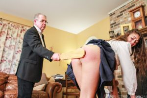 paddling and spanking