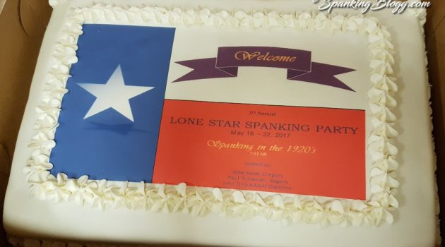 Lone Star Spanking Party 2017 recap