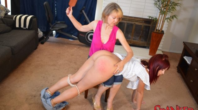 Spankings for your weekend