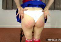 interactive pov spanking