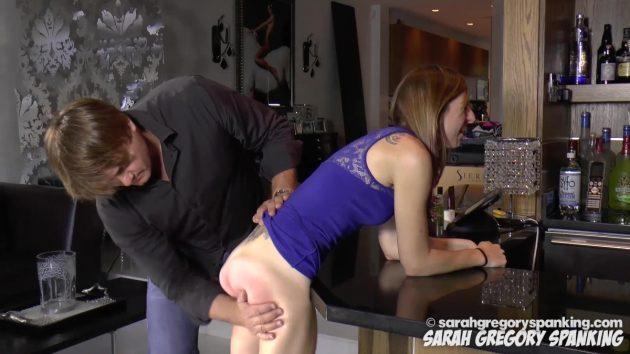 spanking his sub