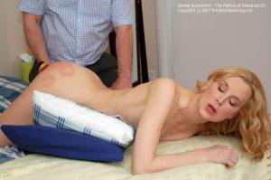 amelia jane rutherford spanking