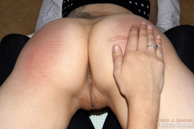exposed and spanked