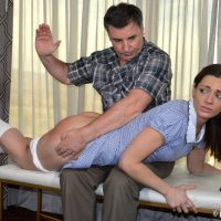 Step Daddy Spanking Update