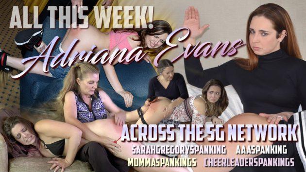 Adriana Evans week