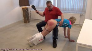 spanking and paddling