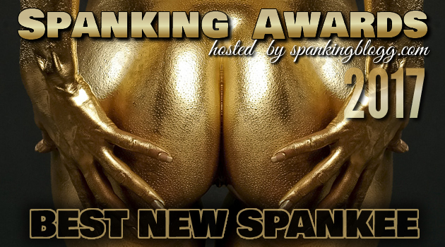Spanking Awards – Best New Spankee 2017