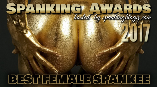 Spanking Awards – Best Female Spankee 2017