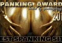 Spanking Awards – Best Spanking Site 2017