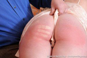 handprint spanking