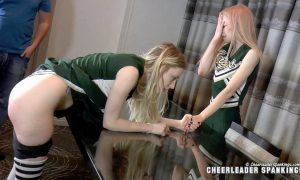 More Cheerleader Spanking Update News