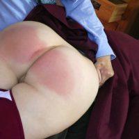 Schoolgirl Spanking Regulation Knickers & White Gussets!
