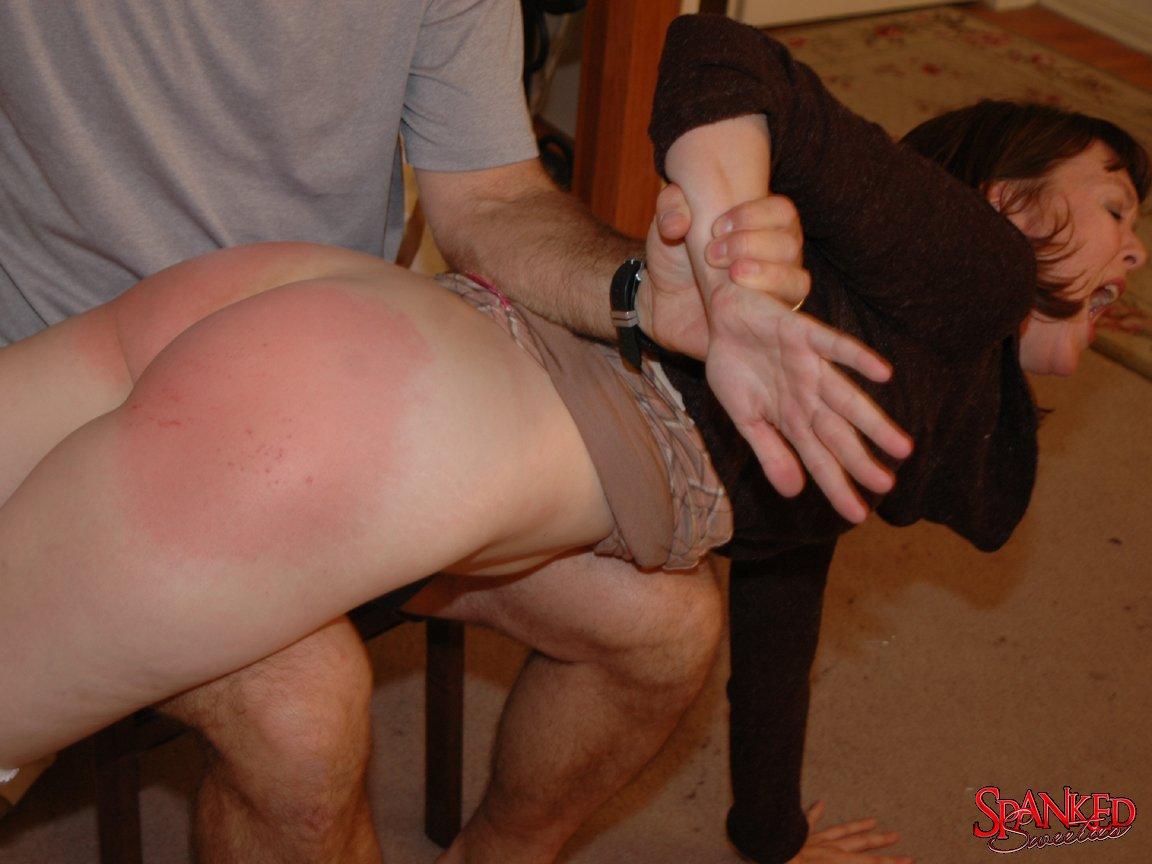 Girls wife needs hard spanking fuck