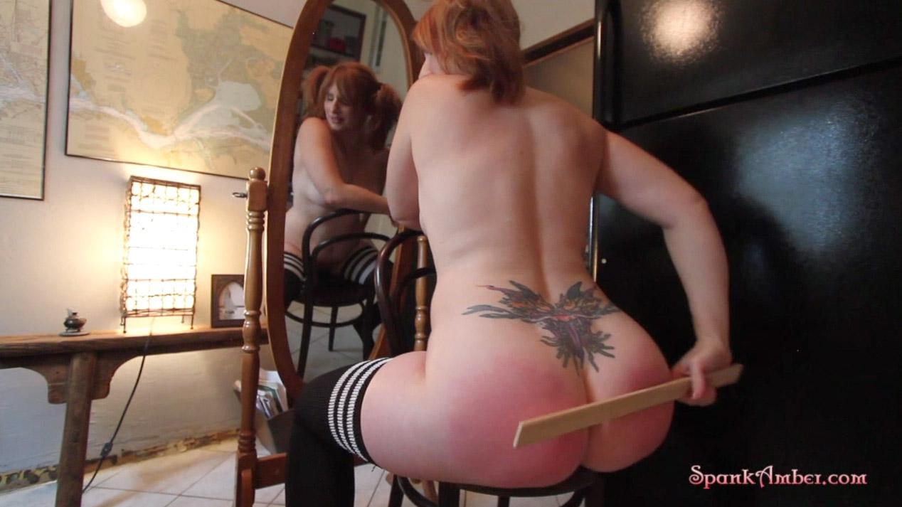 Amber Dawn Nude bank holiday spankings