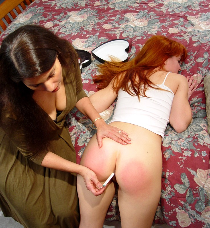 Free spanking