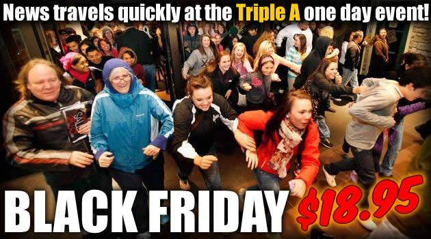 Thanksgiving Black Friday Offer