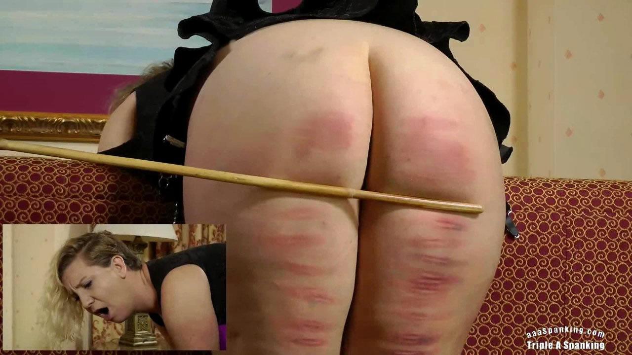 Gay men spanking
