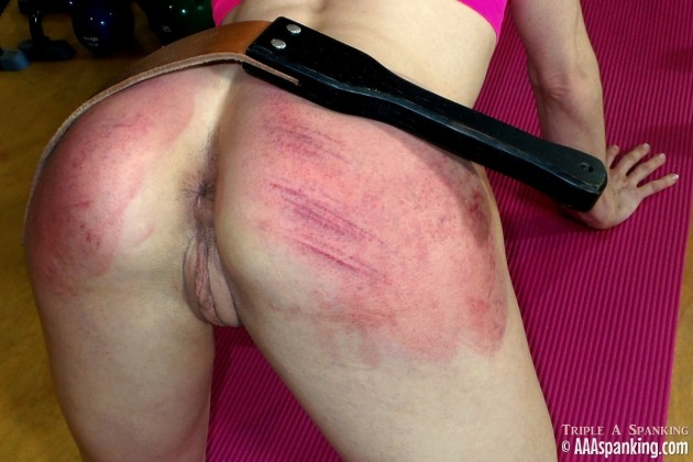 leather strapping