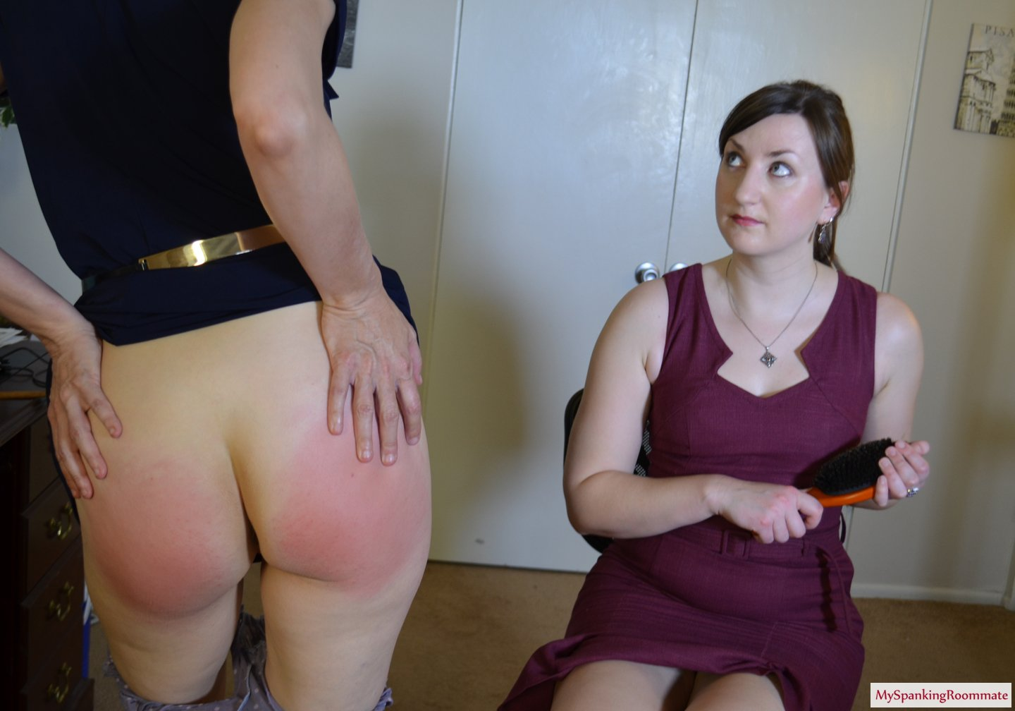 Spanking sex party — pic 2