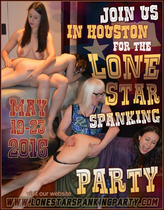 Spanking sex party — pic 7