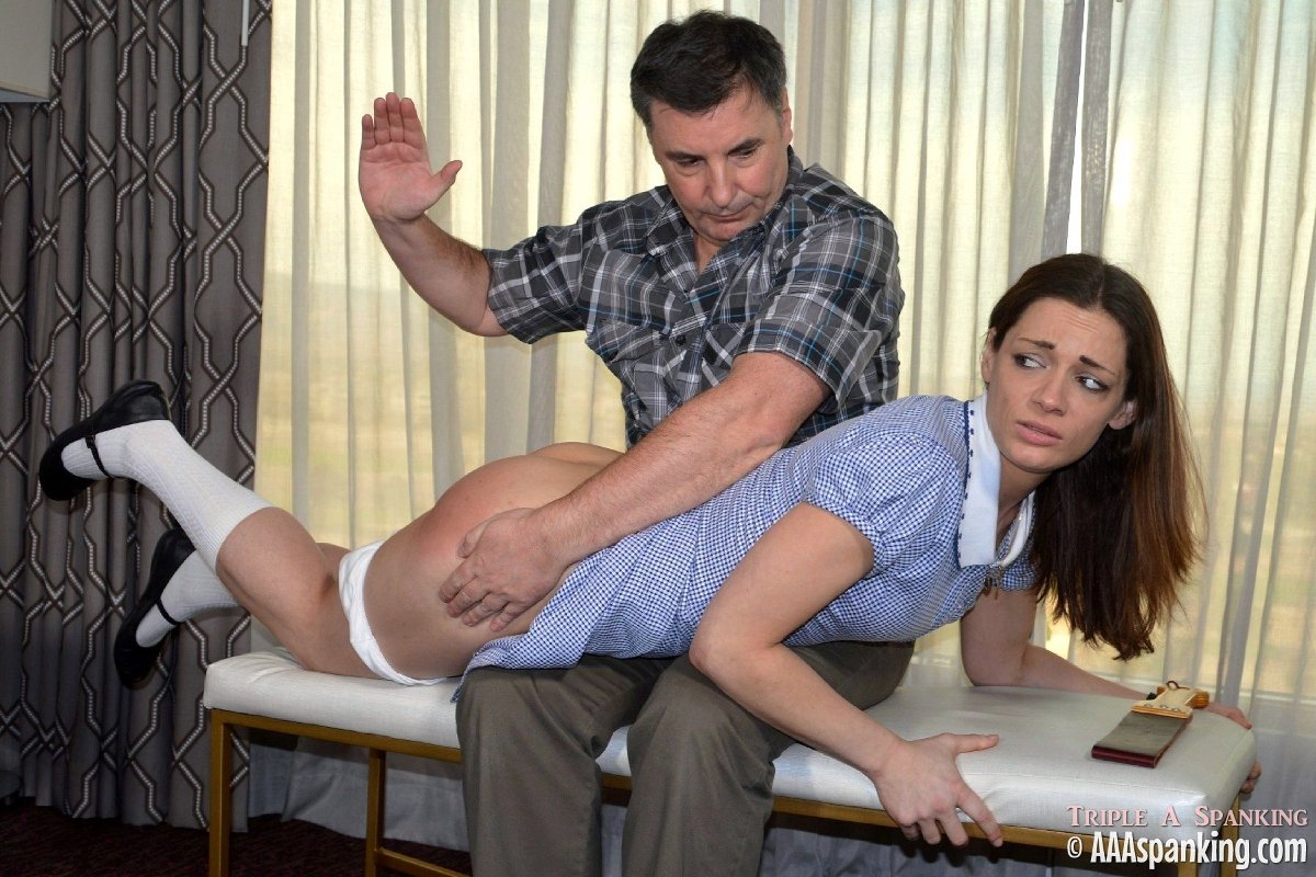 Spanked daddy