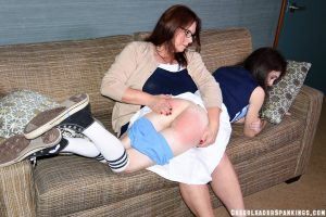 spanking by mommy