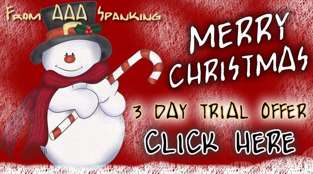 Merry Spanking Christmas