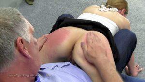 wheelbarroe spanking