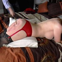 Miss Anna – A Very Hard and Sexy Spanking