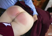 Schoolgirl Spanking Regulation Knickers & White Gussets!