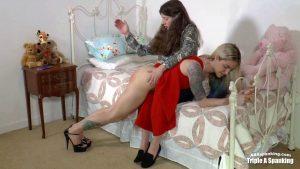 brat spanking